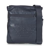 Taška Muži Malé kabelky Armani jeans GIBOU Tmavě modrá