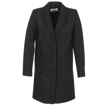 Textil Ženy Kabáty Vila VICAMDON Černá