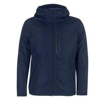 Textil Muži Parky Jack & Jones COOL CORE Tmavě modrá