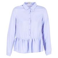 Textil Ženy Halenky / Blůzy Betty London HALONI Modrá
