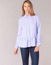 Textil Ženy Halenky / Blůzy Betty London IHALONI Modrá