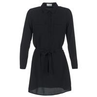 Textil Ženy Krátké šaty Casual Attitude HONIRE Černá