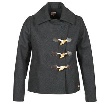 Textil Ženy Kabáty Armor Lux MARTIC Šedá