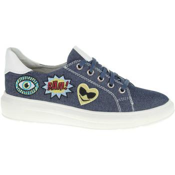Tamaris Tenisky dámská obuv 1-23711-28 modrá - Modrá