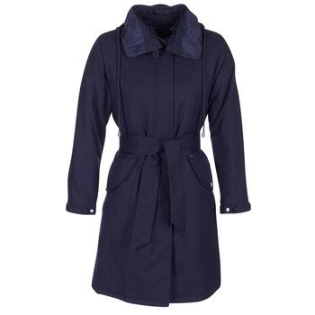 Textil Ženy Pláště Armani jeans MERCHA Tmavě modrá