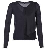 Textil Ženy Svetry Armani jeans JAUDO Tmavě modrá