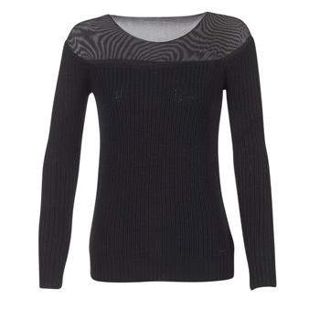 Textil Ženy Svetry Armani jeans LAMOC Černá