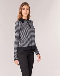 Textil Ženy Svetry Armani jeans LAMAC Šedá