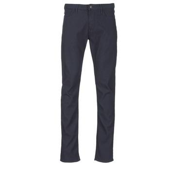 Textil Muži Kapsáčové kalhoty Armani jeans GOURNA Modrá