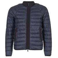Textil Muži Prošívané bundy Armani jeans JILLU Černá