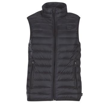 Textil Muži Prošívané bundy Armani jeans CHORI Černá