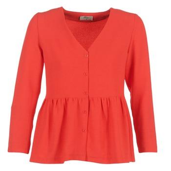 Textil Ženy Halenky / Blůzy Betty London IHALICE Červená