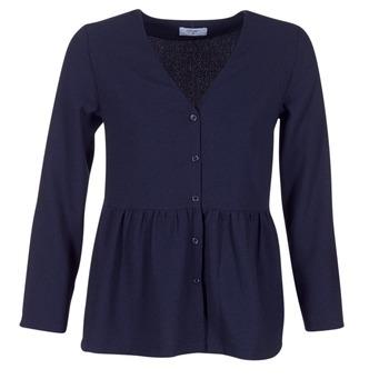 Textil Ženy Halenky / Blůzy Betty London HALICE Tmavě modrá