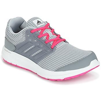 Boty Ženy Běžecké / Krosové boty adidas Performance galaxy 3.1 w Šedá / Růžová