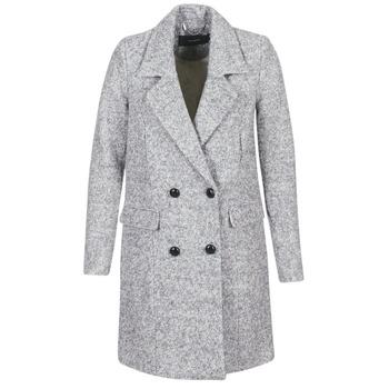 Textil Ženy Kabáty Vero Moda FIESTA Šedá