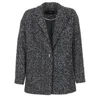 Textil Ženy Kabáty Vero Moda SALT Černá