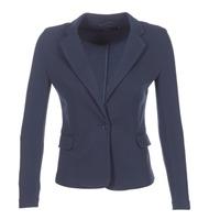 Textil Ženy Saka / Blejzry Vero Moda JULIA Tmavě modrá