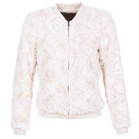 Textil Ženy Saka / Blejzry Vero Moda EVA Béžová