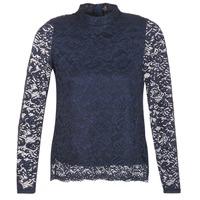 Textil Ženy Halenky / Blůzy Vero Moda FREJA Tmavě modrá