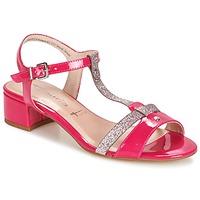 Boty Ženy Sandály Tamaris  Růžová