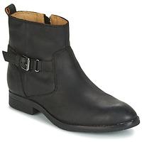 Boty Ženy Kotníkové boty Sebago NASHOBA LOW BOOT WP Černá