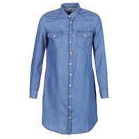 Textil Ženy Krátké šaty Betty London IHEBELLA Modrá