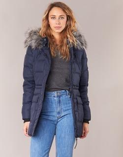 Textil Ženy Prošívané bundy Only NEW OTTOWA Tmavě modrá