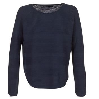 Textil Ženy Svetry Only CAVIAR Tmavě modrá