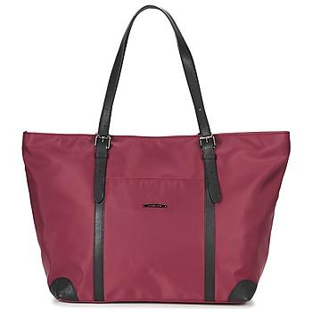 Taška Ženy Velké kabelky / Nákupní tašky Hexagona JOLLY EPAULE Bordó