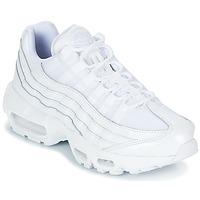 Boty Ženy Nízké tenisky Nike AIR MAX 95 W Bílá