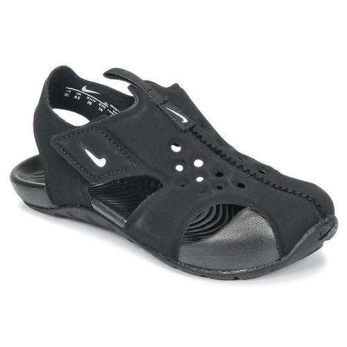 Nike SUNRAY PROTECT 2 TODDLER Černá   Bílá - Doručení zdarma se ... 0ebc09f42d