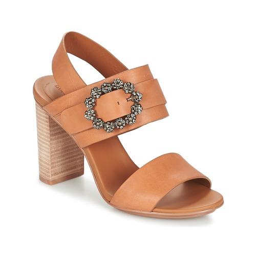 Boty Ženy Sandály See by Chloé SB30123 Velbloudí hnědá