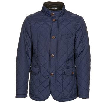 Textil Muži Parky Marc O'Polo ACHILLE Tmavě modrá