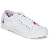 Boty Ženy Nízké tenisky Le Temps des Cerises BASIC 02 Bílá