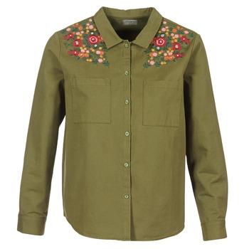 Textil Ženy Košile / Halenky Betty London HOKAI Khaki