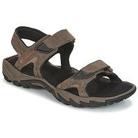 Boty Muži Sportovní sandály Columbia SANTIAM™ 2 STRAP Hnědá