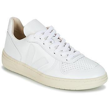 Boty Nízké tenisky Veja V-10 Bílá