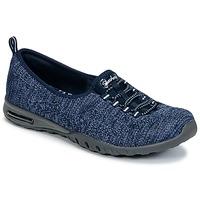 Boty Ženy Nízké tenisky Skechers EASY-AIR IN-MY-DREAMS Modrá / Tmavě modrá
