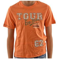Textil Děti Trička s krátkým rukávem Diadora  Oranžová