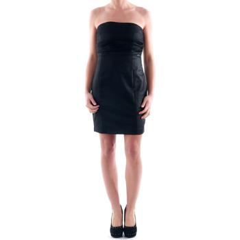Textil Ženy Krátké šaty Amy Gee AMY04000 Negro