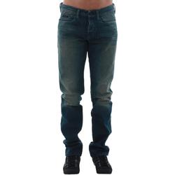 Textil Muži Rifle rovné Calvin Klein Jeans J3IJ303173 Azul