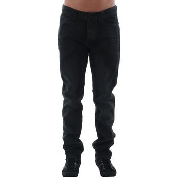 Textil Muži Rifle rovné Calvin Klein Jeans J3DJ30I072 Negro