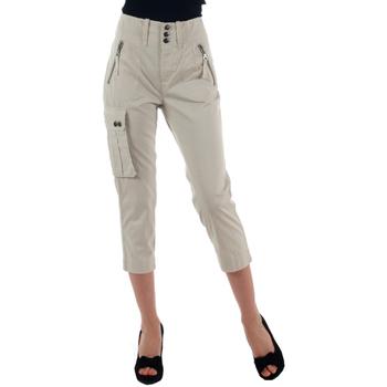 Textil Ženy Tříčtvrteční kalhoty Diesel DSL00013 Blanco roto