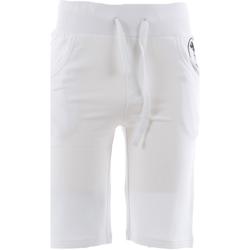 Textil Muži Kraťasy / Bermudy Frankie Garage FGE02051 Blanco