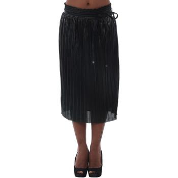 Textil Ženy Sukně Fornarina MARINE_ANTHRACITE Negro