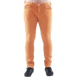 Textil Muži Mrkváče Freesoul DRAKE CATO ORANGE Naranja
