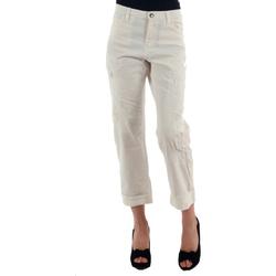 Textil Ženy Mrkváče Miss Sixty MIS01030 Blanco roto