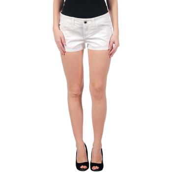 Textil Ženy Kraťasy / Bermudy Miss Sixty MIS01087 Blanco