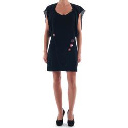 Textil Ženy Krátké šaty Nolita NOL03256 Negro