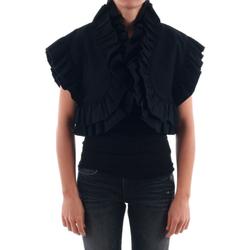 Textil Ženy Bundy Nolita NOL03453 Negro